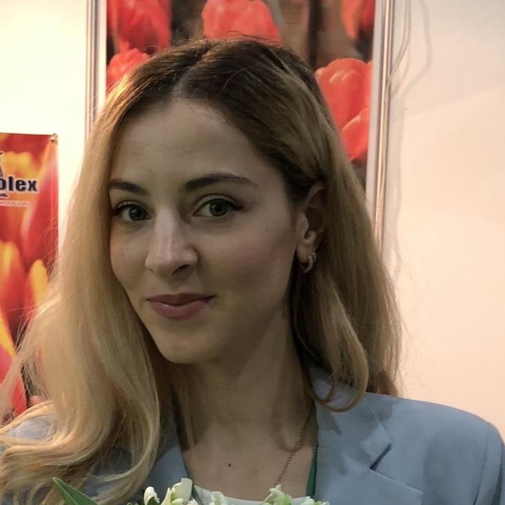 Марія Вострікова