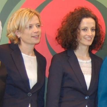Линда и Саскиа Колкен